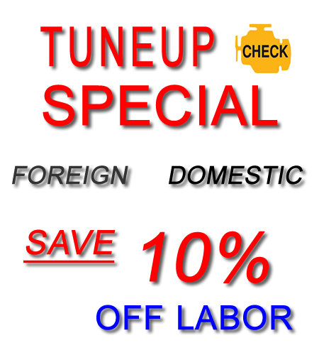 Honda Acura Oil Change Special Torrance