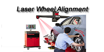Honda Acura Auto Wheel Alignment Service Torrance