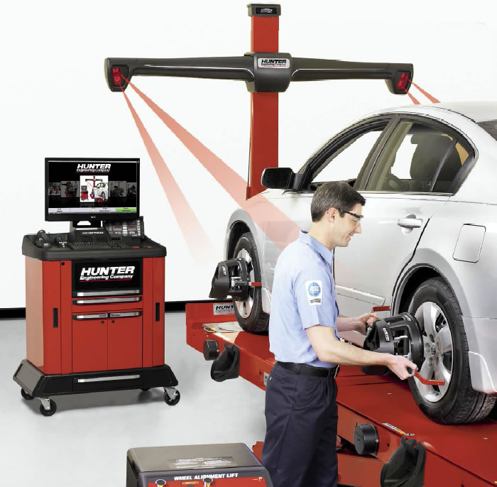 Honda Acura Wheel Alignment Torrance